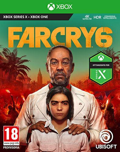 Ubisoft XBOX ONE Far Cry 6