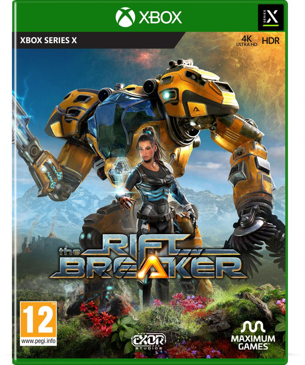 Maximum Games XBOX Serie X The Riftbreaker X/XONE