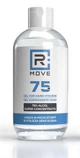 RMove Rmove Gel Igienizzante Mani con Alcool 75% 250ml