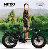 The ONE The ONE Bici Elettrica One Nitro 250W Green