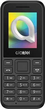 Alcatel Alcatel One Touch 1066D Volcano Black DS ITA