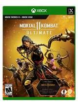 Warner Bros XBOX Serie X Mortal Kombat 11 Ultimate X/XONE EU