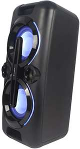Majestic Majestic Sistema Audio Multimediale TS-80R BT/USB/AUX Black