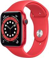 Apple Apple Watch Serie 6 GPS 44mm (PRODUCT)RED Alum. Case / RED Sport Band