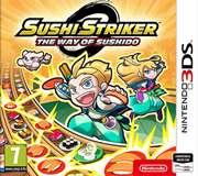 Nintendo 3DS Sushi Striker The Way of Sushido