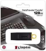 Kingston Kingston Pendrive USB-A 3.2 128GB DTX/128GB Nero/Giallo