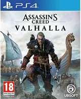 Ubisoft PS4 Assassin's Creed Valhalla EU