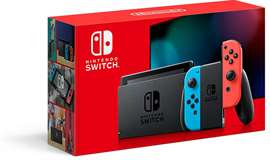 Nintendo Switch Console 1.1 Neon Blue/Neon Red