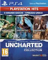 Sony Computer Ent. PS4 Uncharted: The Nathan Drake Collection - PS Hits