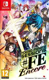 Nintendo Switch Tokyo Mirage Sessions FE Encore