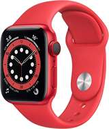 Apple Apple Watch Serie 6 GPS+Cell 40mm (PRODUCT)RED Aluminium Case / RED Sport B.