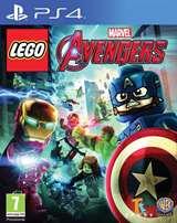 Warner Bros PS4 LEGO Marvel Avengers