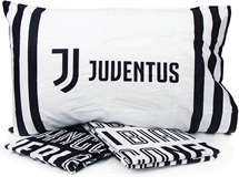 Hermet Hermet Completo Letto FC Juventus Cotone - Misura: Singolo V3