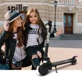 The ONE The ONE Scooter Elettrico Spillo Kids 150W Black