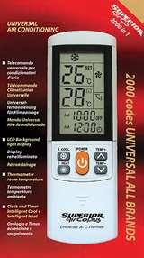 Superior Electronics Superior Telecomando Universale Climatizzatori