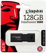 Kingston Kingston Pendrive USB-A 3.0 128GB DT100G3/128GB