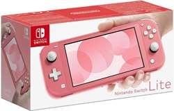 Nintendo Switch lite Console Corallo