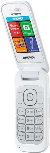 Brondi Brondi Stone Bianco DS ITA