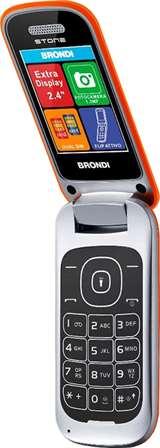 Brondi Brondi Stone Arancio DS ITA