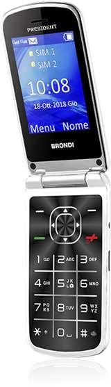 Brondi Brondi President Bianco DS ITA