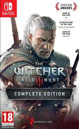 Bandai Namco Switch The Witcher 3: Wild Hunt - Complete Edition