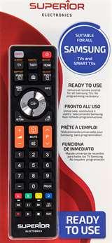 Superior Electronics Superior Telecomando Universale per Smart TV Samsung