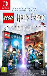 Warner Bros Switch LEGO Harry Potter Collection
