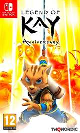 THQ Nordic Switch Legend of Kay Anniversary