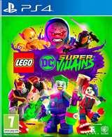 Warner Bros PS4 LEGO DC Super Villains
