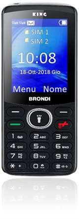 Brondi Brondi King Nero DS ITA