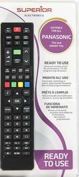 Superior Electronics Superior Telecomando Universale per Smart TV - Panasonic