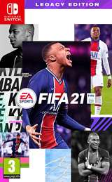 Electronic Arts Switch Fifa 21 Legacy Edition