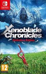 Nintendo Switch Xenoblade Chronicles: Definitive Edition