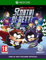 Ubisoft XBOX ONE South Park: Scontri Di-Retti
