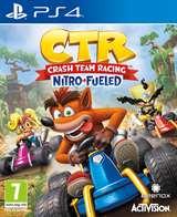 Activision Blizzard PS4 Crash Team Racing Nitro-Fueled