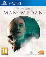 Bandai Namco PS4 The Dark Pictures - Man of Medan (VOL.1) EU