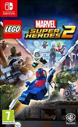 Warner Bros Switch LEGO Marvel Super Heroes 2
