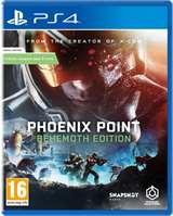 Prime Matter PS4 Phoenix Point: Behemoth Edition