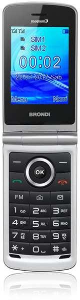 Brondi Brondi Magnum 3 Rosso DS ITA