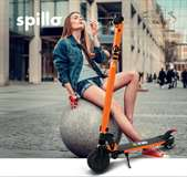 The ONE The ONE Scooter Elettrico Spillo 250W Orange