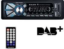 Majestic Majestic Autoradio Mechless SD-442 DAB+ BT/RDS/2xUSB/AUX Nero