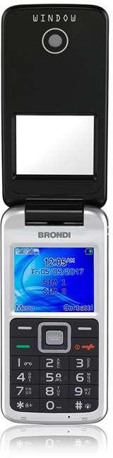Brondi Brondi Window Nero DS ITA