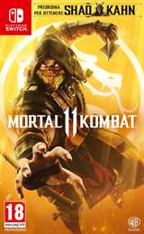 Warner Bros Switch Mortal Kombat 11