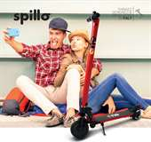 The ONE The ONE Scooter Elettrico Spillo 250W Red