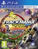Ubisoft PS4 Trackmania Turbo (VR Compatible) EU