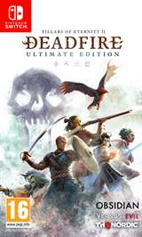 THQ Nordic Switch Pillars of Eternity II: Deadfire - Ultimate Edition