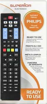 Superior Electronics Superior Telecomando Universale per Smart TV - Philips