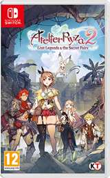 Koei Tecmo Switch Atelier Ryza 2: LostLegends & the Secret Fairy EU