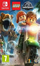 Warner Bros Switch LEGO Jurassic World