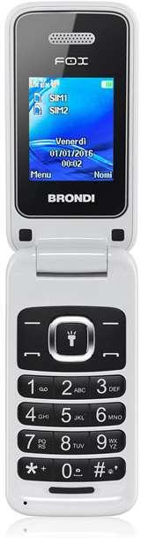 Brondi Brondi Fox Bianco DS ITA